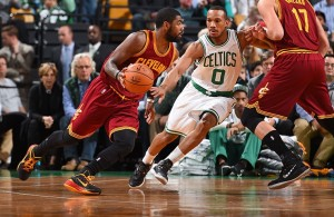 Kyrie Irving Against Avery Bradley
