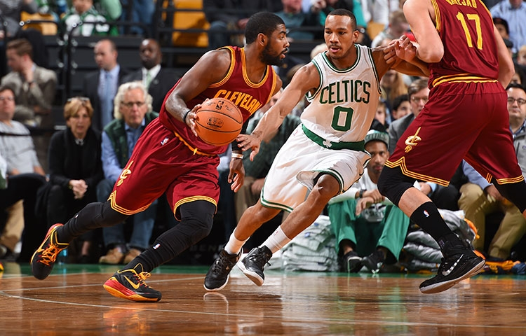 Image result for Boston Celtics vs Cleveland Cavaliers NBA
