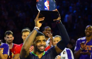 Kyrie Irving All-Star Game MVP