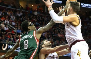 Mike Miller against Bucks