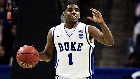 Where the NBA Finals Stars Went to College | NBA College ... |Kyrie Irving College