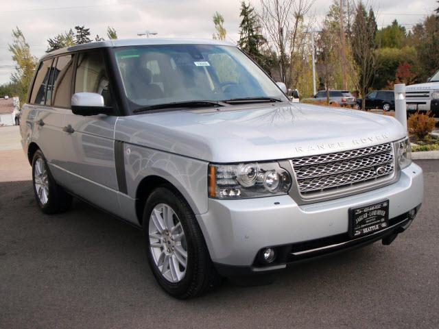 LeBron's Range Rover SE