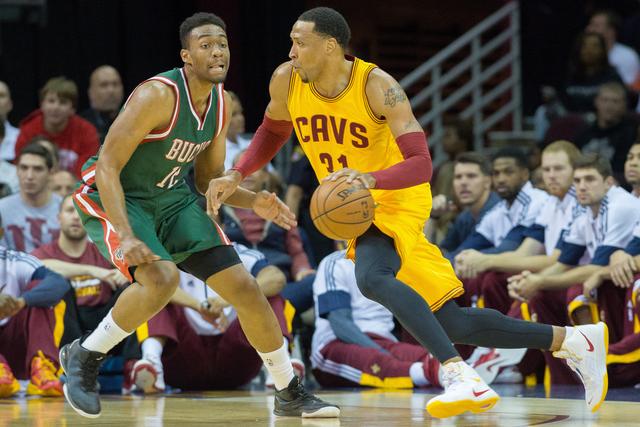 Shawn Marion Cleveland Cavaliers Milwaukee Bucks