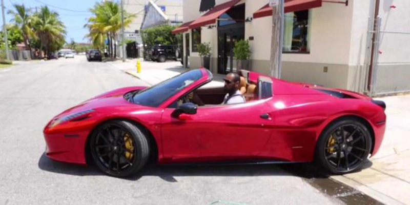 Lebron James Luxurious Car Collection Cavaliers Nation