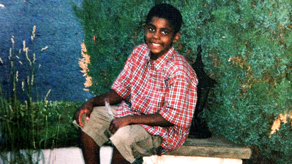 Kyrie Irving toddler