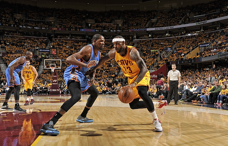 Cavaliers vs. Thunder Game Recap: Cavs Roll to Sixth Straight Win