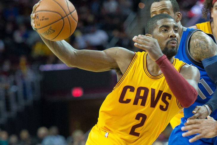 Cavaliers against Dallas Mavericks