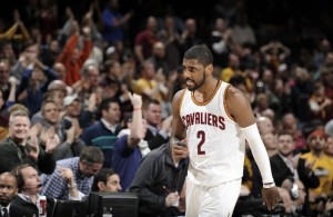 Kyrie Irving vs. Portland Trail Blazers, January 28, 2015
