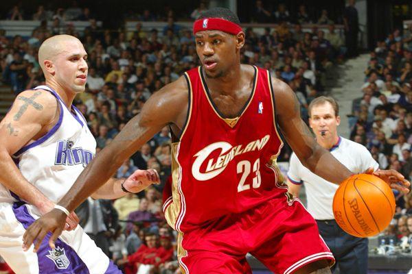 LaBron James 2003
