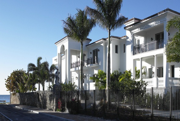 LeBron's Miami Home