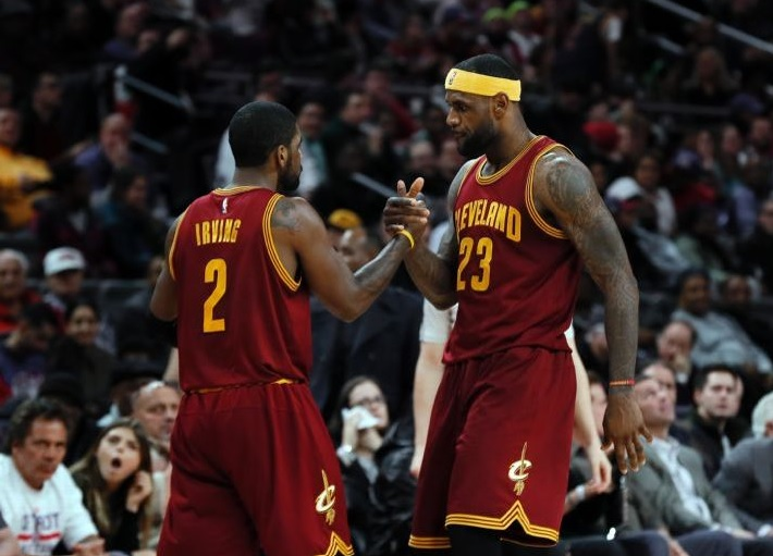 ac84dd64246b Cavaliers vs. Pistons Game Recap  King James and Uncle Drew Reign Supreme  as Cavs Shut Down Pistons