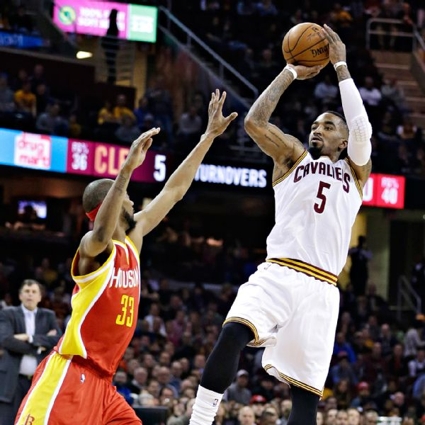 Cleveland Cavaliers: Why J.R. Smith is Exactly What This Team Needed