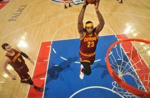 Cleveland Cavaliers vs. Detroit Pistons Game Recap: LeBron Makes History, Cavs Rally Past Pistons