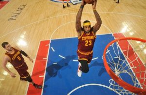 Cleveland Cavaliers vs. Detroit Pistons Game Recap: LeBron Makes History, Cavs Rally Past Pistons