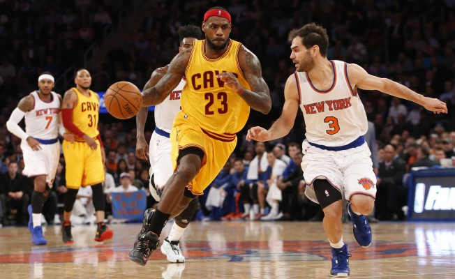 Cleveland Cavaliers vs. New York Knicks Preview: Trap Game