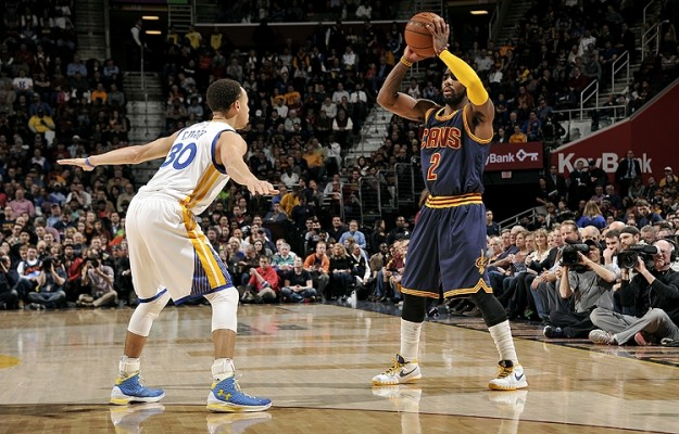 Cavs News: Kyrie Irving (Shoulder) Out vs. Pacers ...