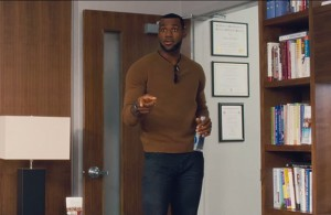 Video: LeBron Shows Softer Side in New Trainwreck Trailer