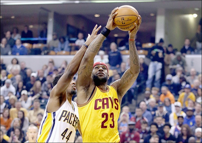 Cleveland Cavaliers vs. Indiana Pacers Game Recap: Win Streak Snapped