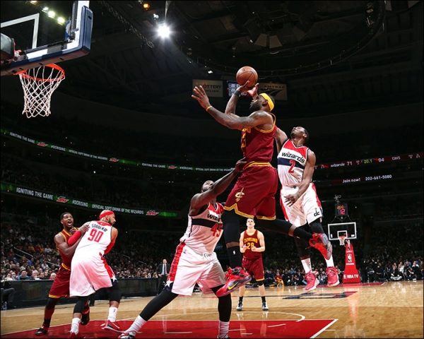 Cleveland Cavaliers vs. Washington Wizards Game Recap: Cavs Snatch 4th Seed