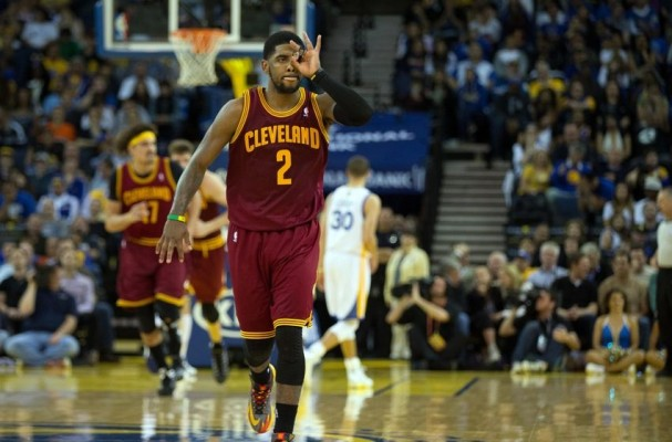The three-pointer in Cleveland Cavaliers history has seemingly never been  more prominent a4b6ed6d7cc0