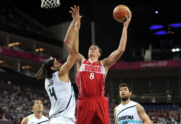Report: 7-Footer Sasha Kaun Wants to Come to NBA Next Year, Cavs Own Rights