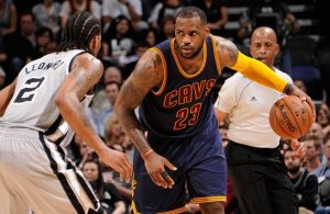 LeBron: 'Once I'm in the Playoffs I'm Confident Against Anybody'