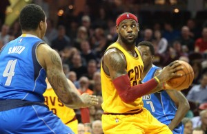 Cavs Begin Tough Four-Game Road Trip in Lone Star State