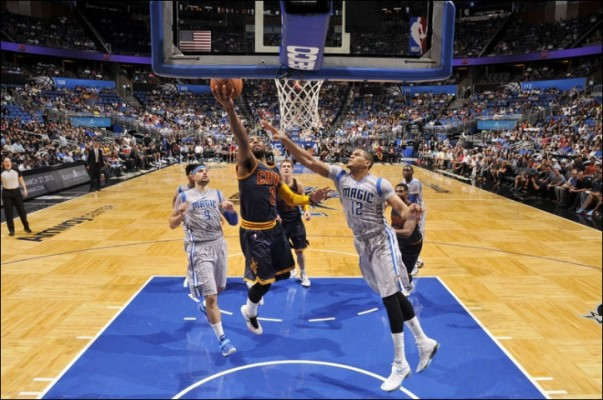 Kyrie Irving vs. Orlando Magic on March 15, 2015