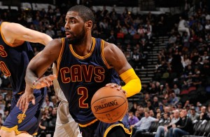 Kyrie Irving vs. San Atonio Spurs on March 13, 2015