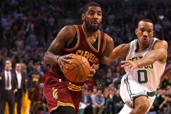 Kyrie Irving vs. Boston Celtics