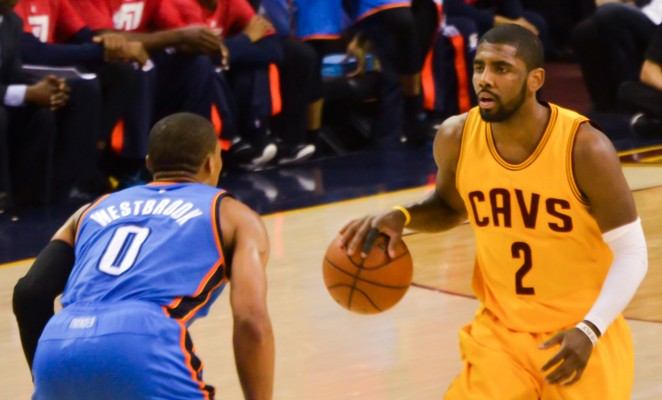 Kyrie Irving vs. Oklahoma City Thunder