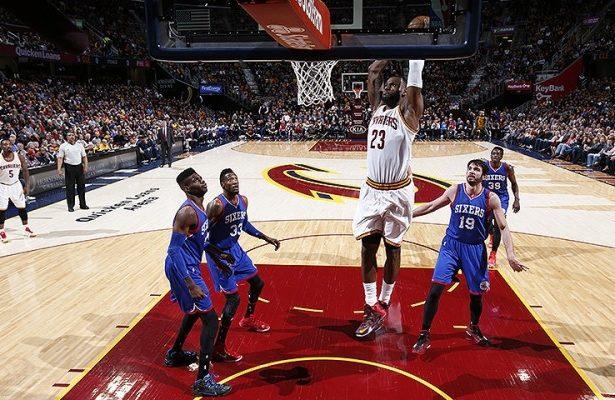 76ers vs cavaliers - photo #34