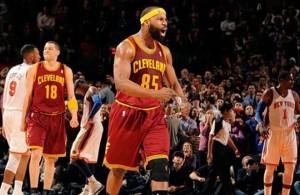 Baron Davis Cleveland Cavaliers