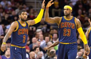 Kyrie Irving Opens Up About His Relationship With LeBron James