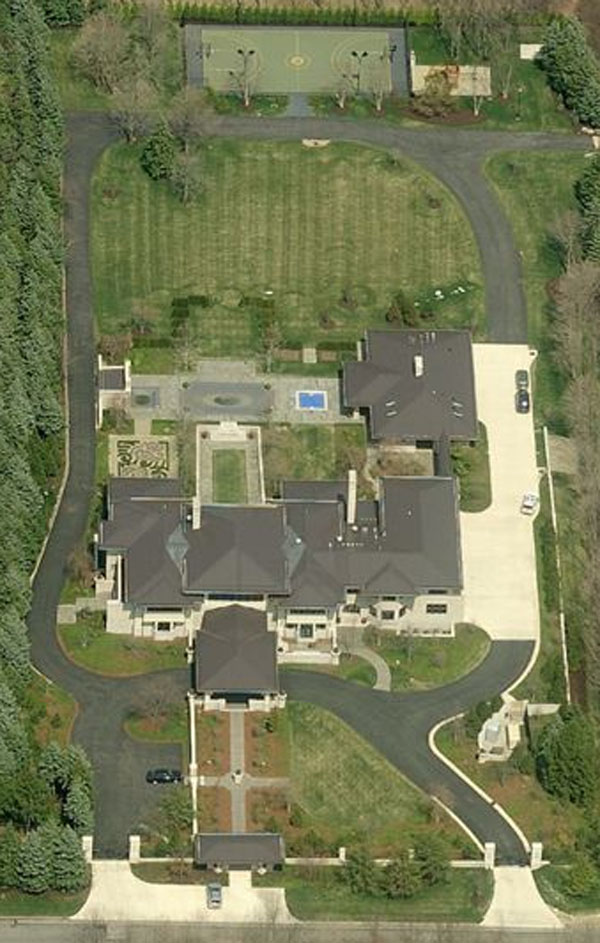 An Exclusive Look At LeBrons 92 Million Ohio Mansion Full Gallery Inside