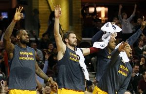 Kevin Love: Championship or Not, I Plan on Being a Cavalier Either Way
