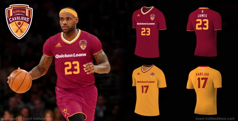 d97b24e3628 5 Cleveland Cavalier Jersey Concepts That Need to Happen