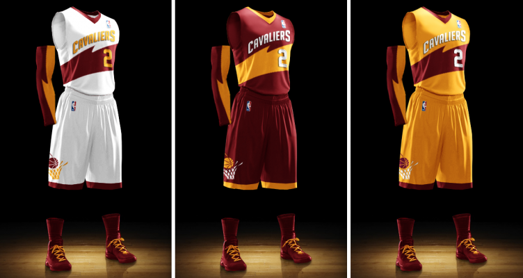 Cleveland Cavalier Jersey Concepts That Need to Happen | Page 2 of 5 ...