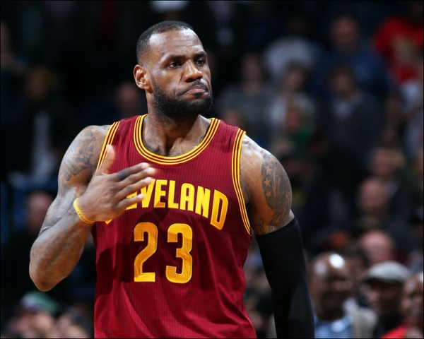 Cavs Clinch Central Division in Physical Victory