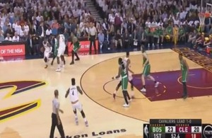 Video: Kyrie Irving Embarrasses Isaiah Thomas with Spin Move