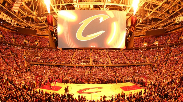 Quicken Loans Arena 2015
