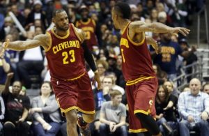 J.R. Smith: LeBron James Should Be The MVP Every Year