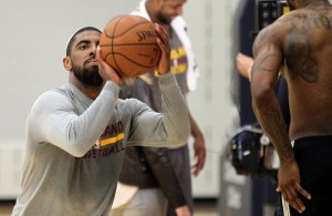 Cavs News: Kyrie Irving Says He'll Play Wednesday