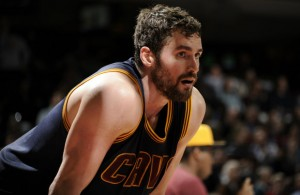 Cavs Have 'Legitimate Fear' That Kevin Love Leaves As Free Agent