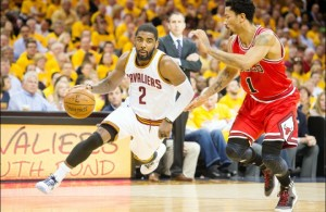 Cleveland Cavaliers vs. Chicago Bulls Game Recap: Cavs Show Rust in Game 1 Loss