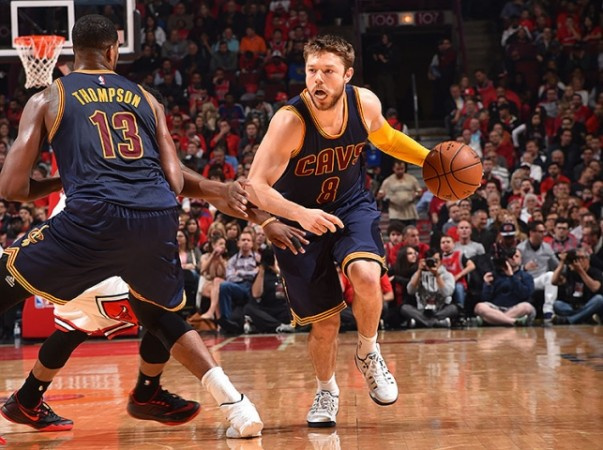Matthew Dellavedova vs. Chicago Bulls on May 14, 2015