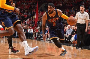 Kyrie Irving vs. Chicago Bulls on May 10, 2015