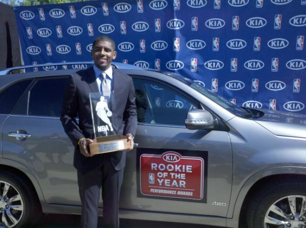 Kyrie Irving 2012 Kia Sorrento