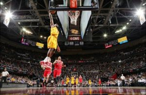 LeBron James vs. Chicago Bulls on May 12, 2015