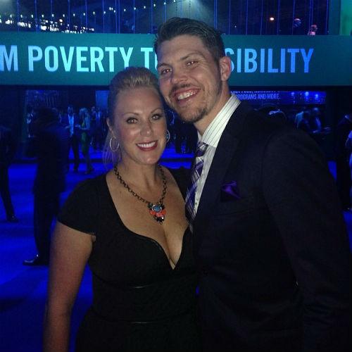 Mike Miller and Jennifer Keene Miller